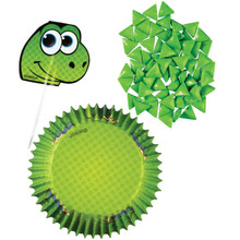 Dino Cupcake Decorating Kit