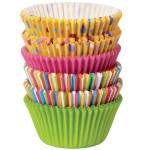 Sweet Dots and Stripes Standard Baking Cups