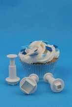 Square Plunger Cutters