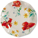 Poppy Small Plate - 21cm