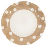 Pois Gold Large Plate - 27cm