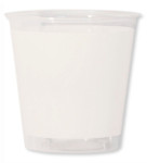 White Kristall Cup - 300mL