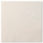 White 3 ply Napkins - 33cm x 33cm