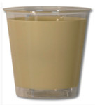 Taupe Kristall Cup - 300mL