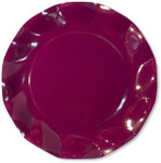 Purple Large Plate - 27cm
