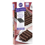 Packaging is hang-cell and can also be laid down on shelf as well.  Several recipes found in box.