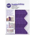 Silicone Precision Patterns – Herringbone