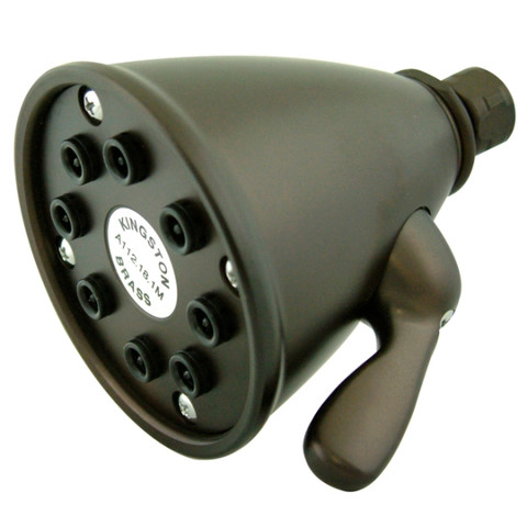 "Oil Rubbed Bronze 3-5/8"" Adjustable Shower Head K139A5"