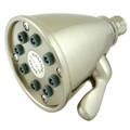 "Satin Nickel 3-5/8"" Adjustable Shower Head K139A8"