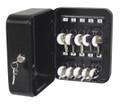 """3.5"""" x 7.9"""" x 6.6"""" Convertible Steel Security Cash & Key Box HWDS6111"""