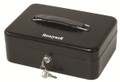 3.9 in. x 9.8 in. x 7.4 in. Convertible Steel Security Cash BOX HWDS6112