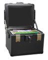 1.10 cu ft Legal Size Waterproof 1 Hour Fire File UL Protection Chest Safe HWDS1108