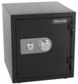 1.23 cu ft / Dual Dial Water Resistant Steel 1 Hour Fire Rating & Security Safe HWDS2105