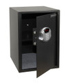 "21.7"" x 15"" x 18"" Digital Keypad Lock Steel Security Safe HWDS5107"