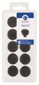 Belwith Hickory Project Pack 1-1/8 In. Metropolis Oil-Rubbed Bronze Cabinet Knob (10 pack) VP14255-OBH Hardware