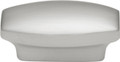 Belwith Hickory 1 In. Metropolis Satin Nickel Cabinet Knob P7523-SN Hardware