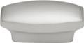Belwith Hickory 1 In. Metropolis Satin Nickel Cabinet Knob P7523-SN Hardware