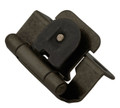 Belwith Hickory Black Iron Double Demountable Hinge P5313-BI Hardware