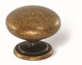 Siro Designs 40-170 Antique Coppertone Brass 33Mm Knob