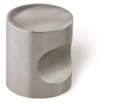 Siro Designs 44-172 Fine Brushed Stainless Steel 25Mm Knob