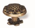 Siro Designs 59-120 Antique Brass 40Mm Knob