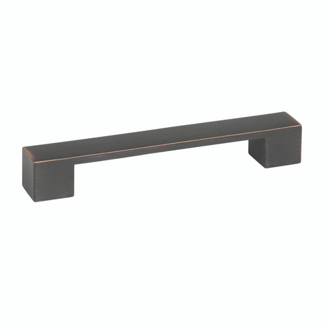Amerock BP36568ORB 128MM Cabinet Pull Oil-Rubbed Bronze Finish Monument Collection