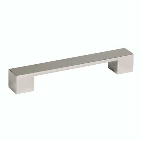 Amerock BP36568PN 128MM Cabinet Pull Polished Nickel Finish Monument Collection