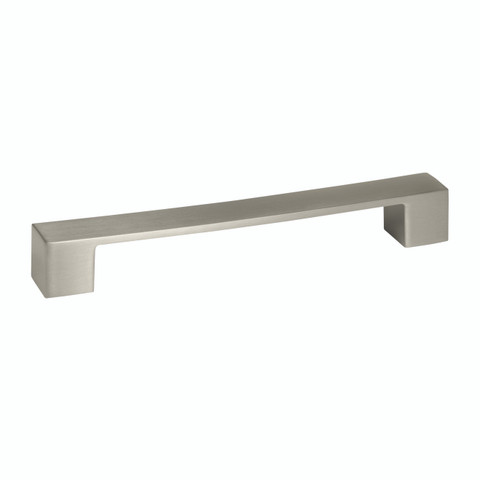 Amerock BP36569G10 160MM Cabinet Pull Satin Nickel Finish Monument Collection