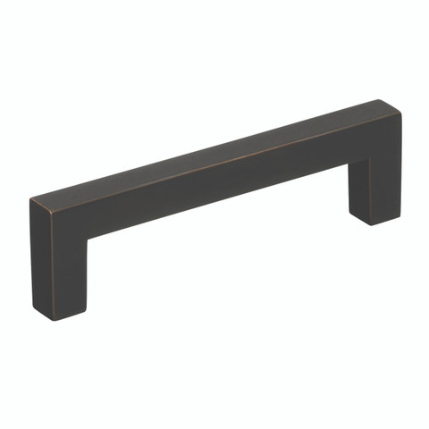 Amerock BP36570ORB 96MM Cabinet Pull Oil-Rubbed Bronze Finish Monument Collection