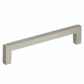 Amerock BP36571G10 128MM Cabinet Pull Satin Nickel Finish Monument Collection