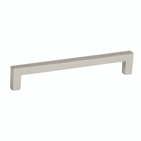 Amerock BP36572PN 160MM Cabinet Pull Polished Nickel Finish Monument Collection