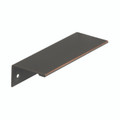 Amerock BP36574ORB 96MM Cabinet Pull Oil-Rubbed Bronze Finish Edge Pull Collection
