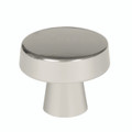 "Amerock BP55272PN 1 3/4"" Cabinet Oversized Knob Polished Nickel Finish Blackrock Collection"