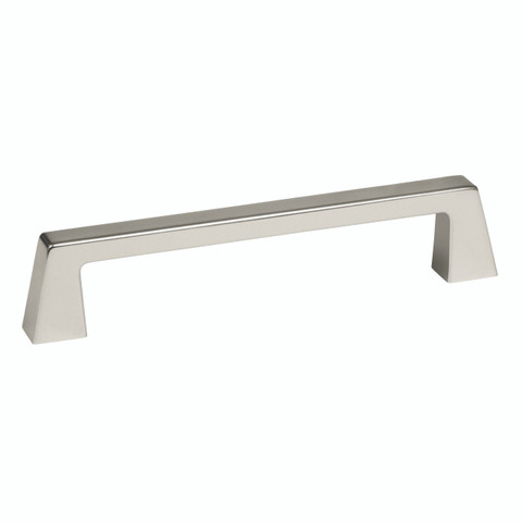 Amerock BP55277PN 128MM Cabinet Pull Polished Nickel Finish Blackrock Collection