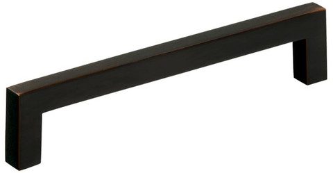 Amerock BP36571ORB 128MM Cabinet Pull Oil-Rubbed Bronze Finish Monument Collection