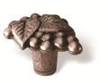 """Siro Designs 83-102 Antique Copper 33Mm ''Grapes"""" Knob"""