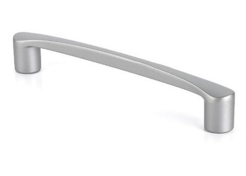 Siro Designs 97-192 Matte Aluminum  215Mm Cc:192Mm Pull