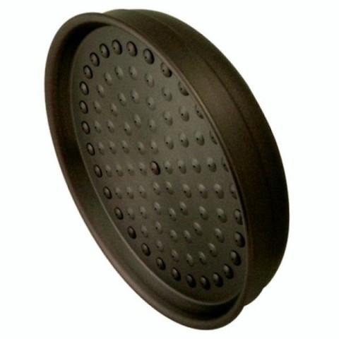 "Oil Rubbed Bronze 8"" Rain Drop Shower Head K124A5"