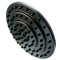 "Oil Rubbed Bronze 8"" Three-tier Shower Head K208A5"
