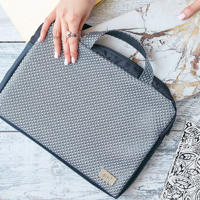 Zinc Laptop bag