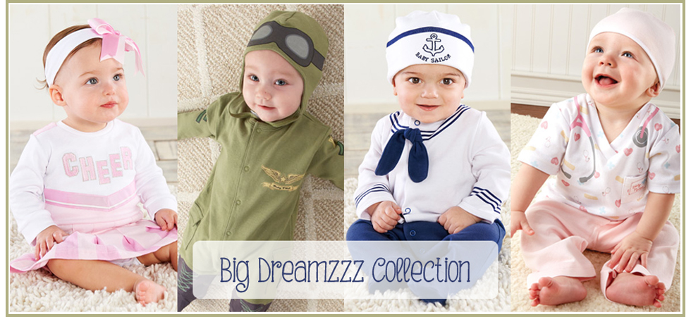 Big Dreamzzz Collection by Baby Aspen