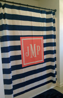 Custom Personalized Bath Shower Curtain
