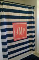 Custom Personalized Bath Shower Curtain