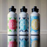 Aluminum Personalized 20 oz. Water Bottle