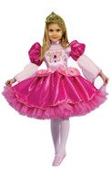 Princess Ballerina Dress Up Costume - Dress, Tiara & Shoes