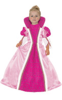 Regal Queen Dress Up Costume - Gown & Tiara