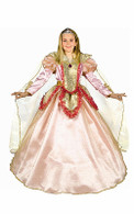 Princess of the Castle Dress Up Costume - Gown, Cape & Tiara