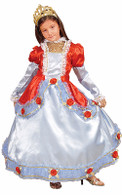 Venice Princess Deluxe Dress Up Costume - Gown & Tiara