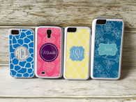 Personalized Tough Phone Case for iPhone or Galaxy