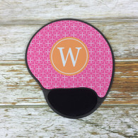 Monogram Mouse Pad - Butterfly